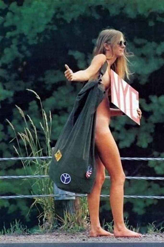 hitchhiker woodstock